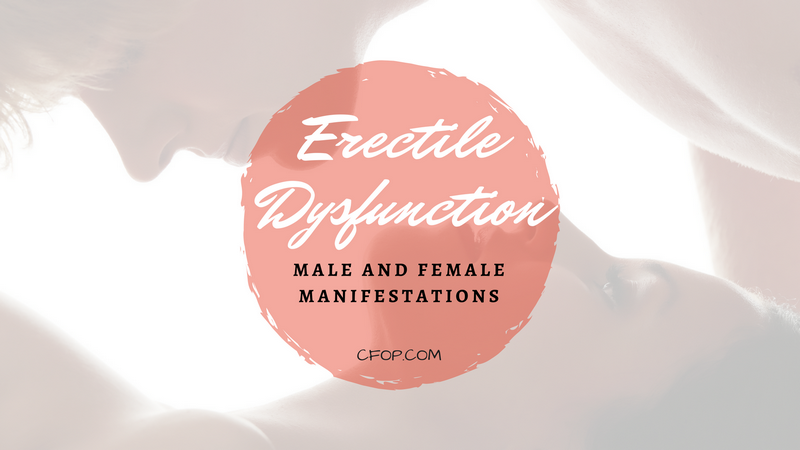 male and female erectile dysfunction